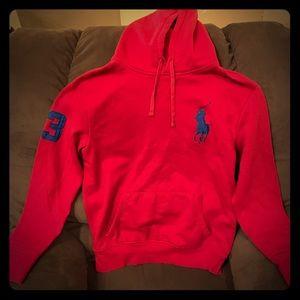 Men's Polo by Ralph Lauren hoodie.  Size medium.